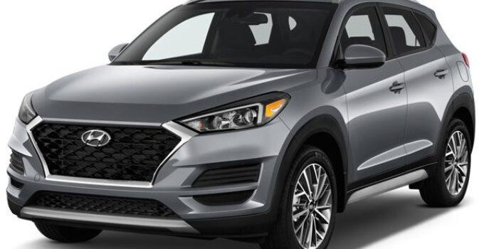 Hyundai Tucson Wiper Blades Size Chart