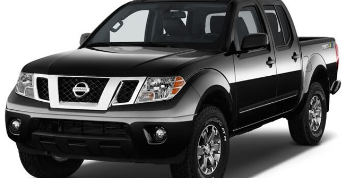 Nissan Frontier Towing Capacity Chart