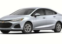 Chevy Cruze Tire Size Chart (2011 – 2021)