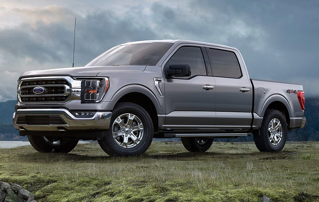 ford f150 towing capacity chart
