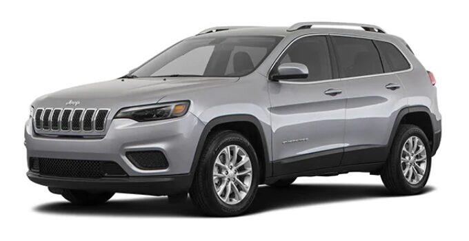 jeep cherokee tire size chart
